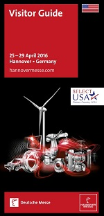 Hanover messe 2016 Visitor Guide